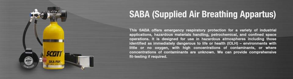 T3 Safety Rentals Ltd 187 Supplied Air Breathing Apparatus
