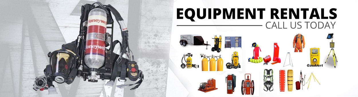 SCBA and Equipment Rentals