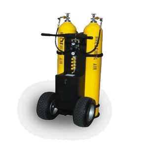 Breathing Air Cart