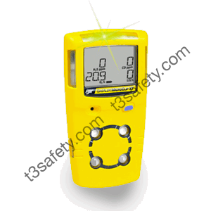 Hand Held Gas Monitor T3 Safety Rentals Ltd.