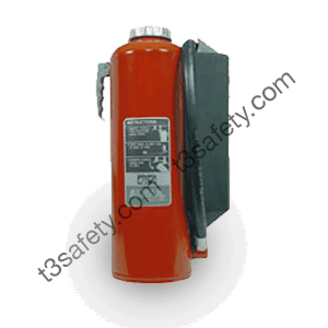 Hand Held Portable Fire Extinguisher T3 Safety Rentals