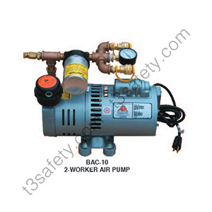 Low Pressure Ambient Air Pumps