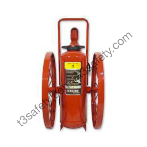 150 lb. Class D Cartridge Operated Fire Extinguisher Unit