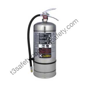 K Class Fire Extinguisher