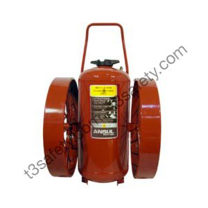 350 lb. Class D Cartridge Operated Fire Extinguisher Unit