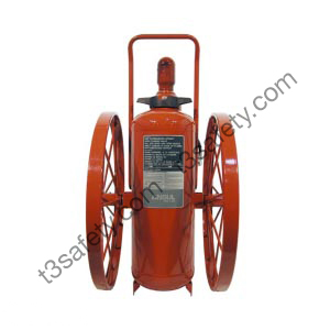 150 lb. PK Wheeled Fire Extinguisher Unit (CR-LT-I-A-150-C)