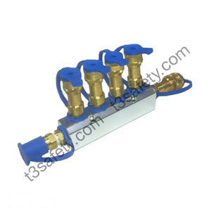 4-Outlet Manifold