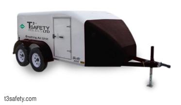 Breathing Air Trailer - T3 Safety Rentals Ltd.