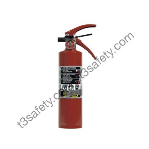 2.5 lb. ABC Cartridge Operated Fire Extinguisher