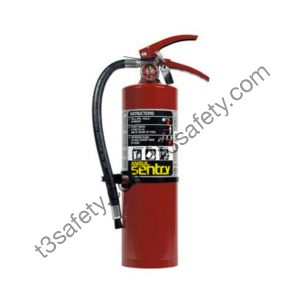 5 lb. ABC Cartridge Operated Fire Extinguisher