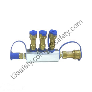 3-Outlet Manifold