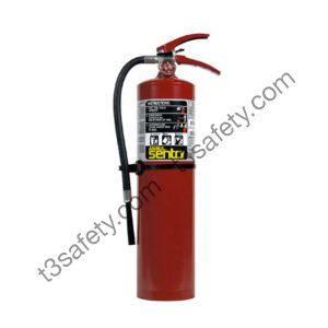 10 lb. ABC Cartridge Operated Fire Extinguisher
