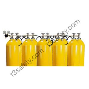 10 Cylinder Cascade System