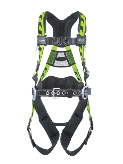 Miller AirCore Harness with Aluminium Hardware