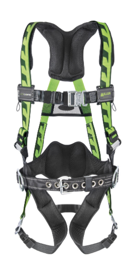 Miller AirCore Harness with Steel Hardware
